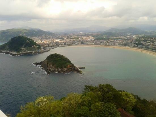 Mercure Monte Igueldo : las mejores vistas