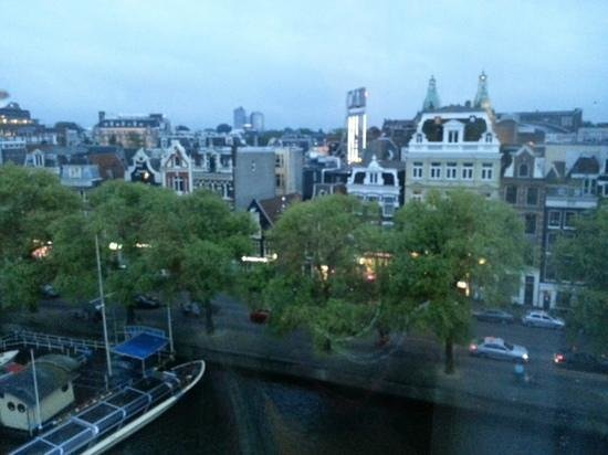 De L'Europe Amsterdam: view from our fourth floor room