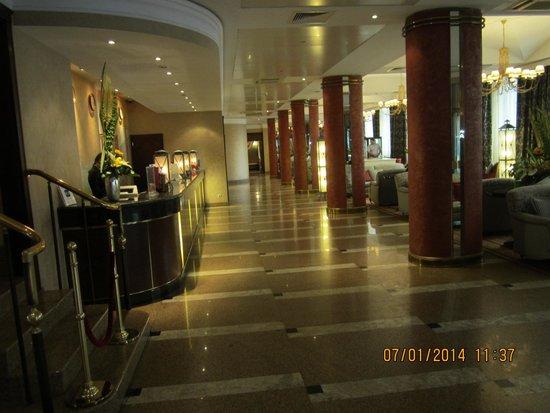 Lobby of Peter I