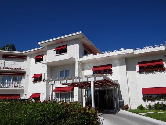 Grand Hotel Primavera : Entrée de l'hôtel