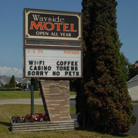 Wayside Motel St Ignace