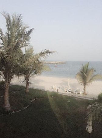 Hilton Ras Al Khaimah Resort & Spa : awesome view