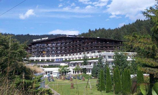 Dorint Alpin Resort Seefeld Tirol : Frontseite Hotel