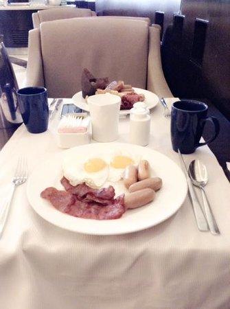 Hilton Ras Al Khaimah Resort & Spa: superb breakfast