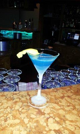 Krumers Alpin Resort & Spa: Cocktailerlebnis an der Hotelbar