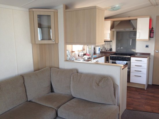 Mother Ivey's Bay Holiday Park: Caravan ( silver)