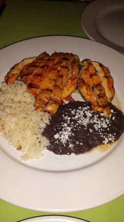 Viejo Vallarta: Chicken fajita