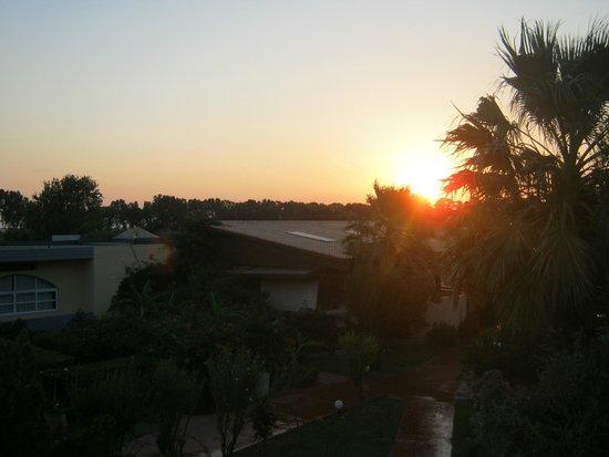 Golden Odyssey Kolimbia : panorama dalle camere