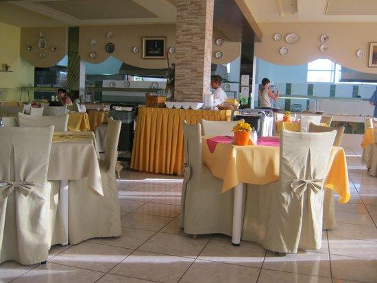 Golden Odyssey Kolimbia : ristorante