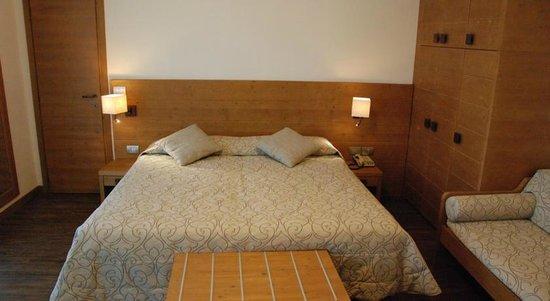 Hotel Villa Argentina: Camera doppia
