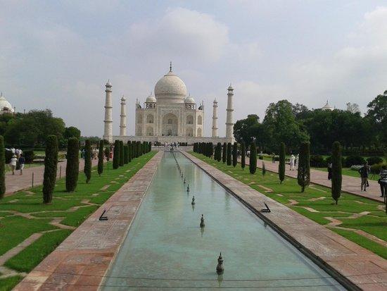 Jaypee Palace Hotel & Convention Centre Agra : Taji Mahal