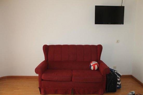 Hotel Ridomar: fauteuil