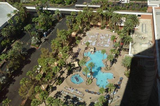 Treasure Island - TI Hotel & Casino: Zona de piscina