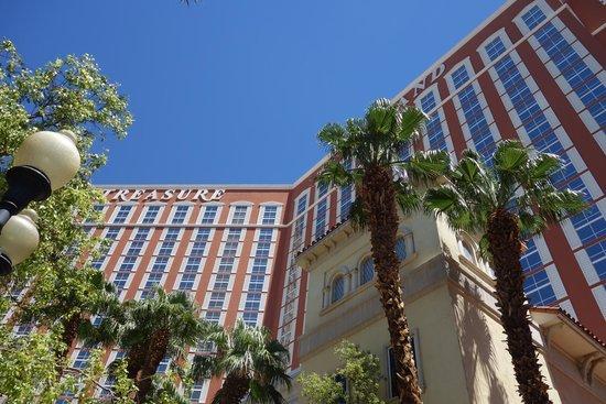 Treasure Island - TI Hotel & Casino: Habitaciones con vistas