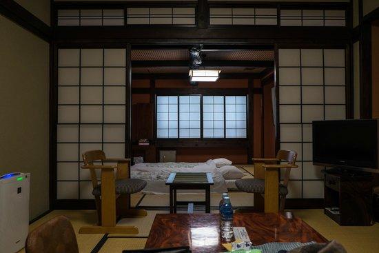 Ryokan Asunaro: Room