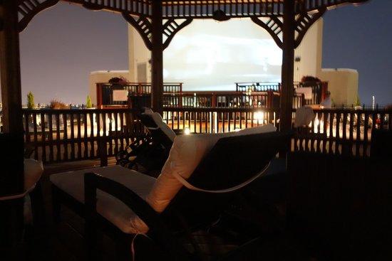 Grand Hotel Toronto: Vue du toit