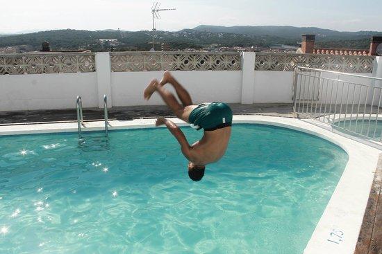 Hotel Ridomar: piscine