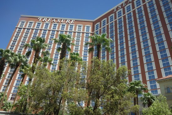 Treasure Island - TI Hotel & Casino: El hotel