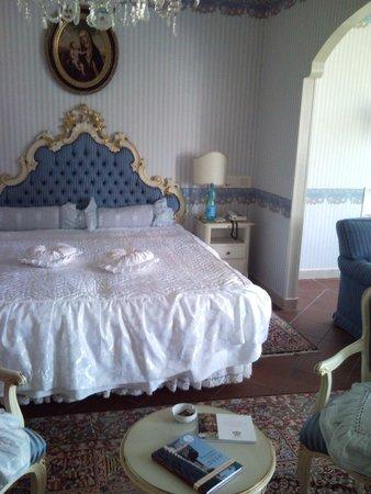Duchessa Isabella Hotel: La camera