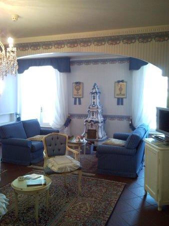 Duchessa Isabella Hotel: Suite