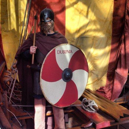 Dublinia: Experience Viking and Medieval Dublin : Викинг