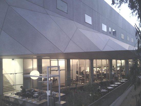 Musée d'art de Tel Aviv : Pastel Restaurant of the Tel Aviv Museum