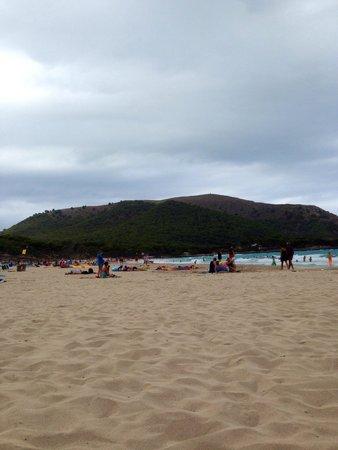 Cala Agulla Beach