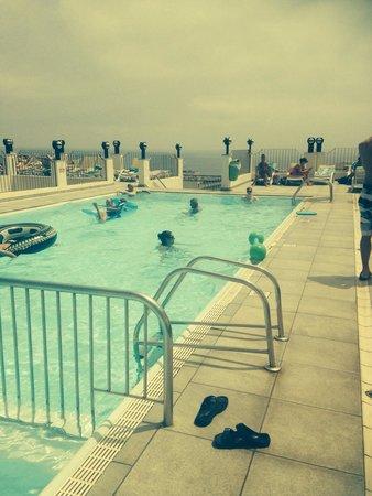 Hotel Santana: Pool
