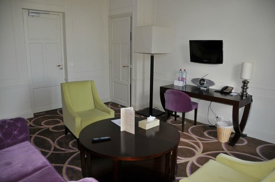 Club Med Vittel Ermitage : suite 118