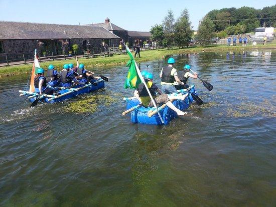 BlueSky Experiences: Raft Race
