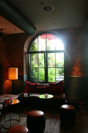 Gastwerk Hotel Hamburg: Hotelbar
