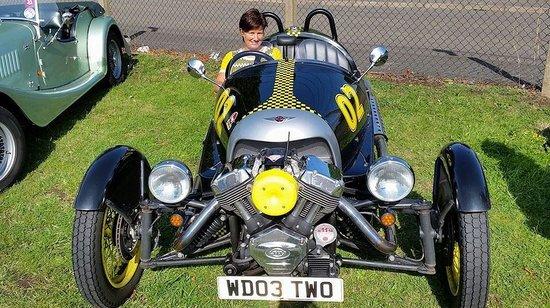 Morgan Motor Company: 3 Wheeler V-twin 2 litre