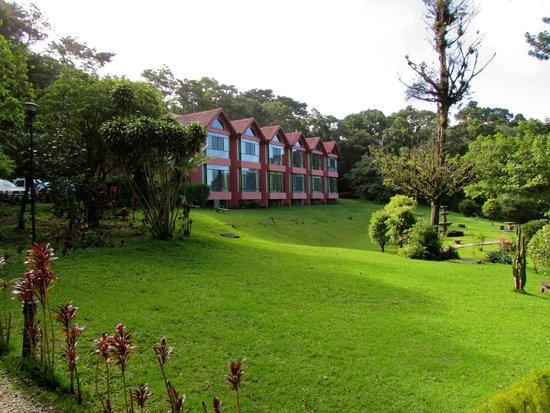 Hotel Fonda Vela: A block of rooms