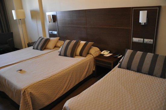 Coia Hotel: Habitacion