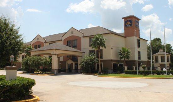 Photo of BEST WESTERN PLUS North Houston Inn & Suites
