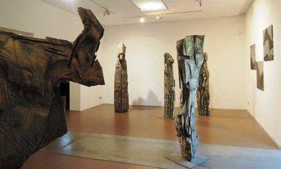 Schoerfling am Attersee, Østerrike: Ausstellung von Lois Fasching - Bilder und Skulpturen