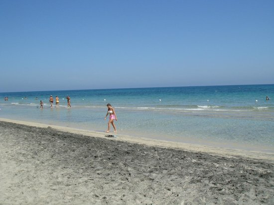 Acaya Golf Resort & Spa: La Spiaggia