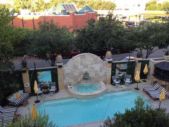 Hotel ZaZa Dallas : Pool