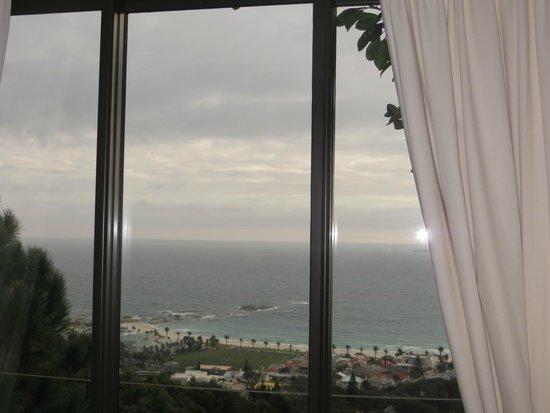 Boutique @ 10: View out Ocean Suite window ...