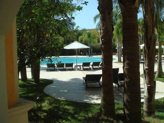 Acaya Golf Resort & Spa: La Piscina piccola