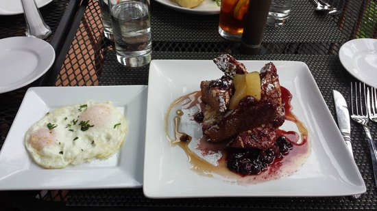 Loft Ashland : Pain Perdu (aka French Toast!)