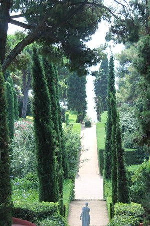 Jardines de Santa Clotilde: jardin de santa clotilde