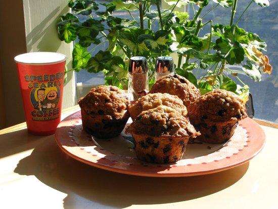 Bethel, VT: Fresh Baked Muffins!