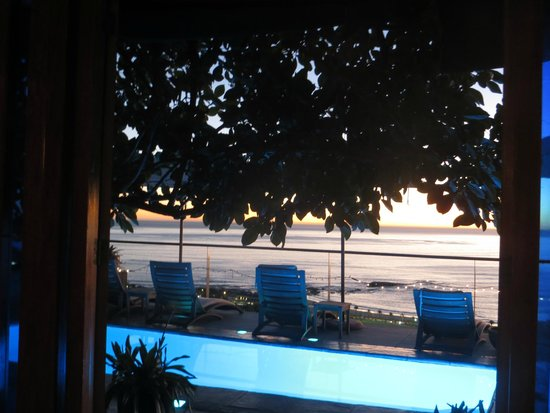 Boutique @ 10: New pool view ...