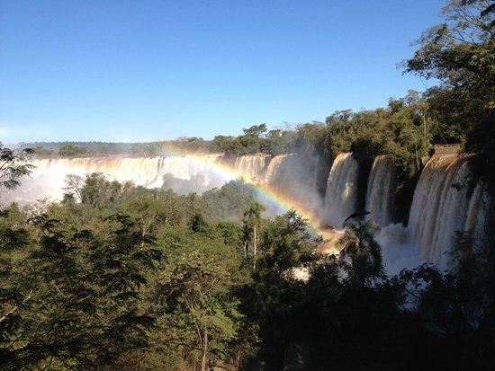 Cataratas del Iguazú: Upper Circuit