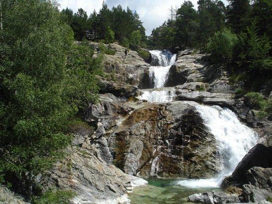 Parque Nacional de Aiguestortes: Cascada d'el Sant Esperit