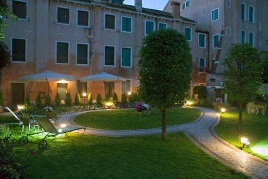 Best Western Hotel Olimpia : Hotel Garden