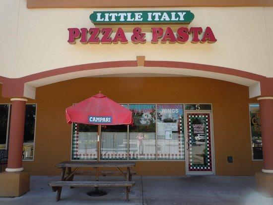 little italy pizza pasta ormond beach restaurant reviews phone number photos tripadvisor. Black Bedroom Furniture Sets. Home Design Ideas