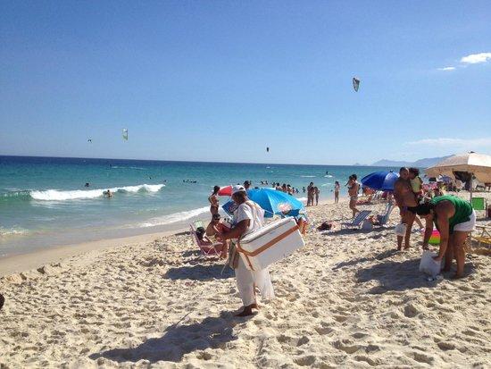 Barra da Tijuca: Linda praia
