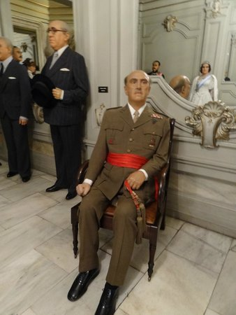 Museo de Cera de Madrid: Franco